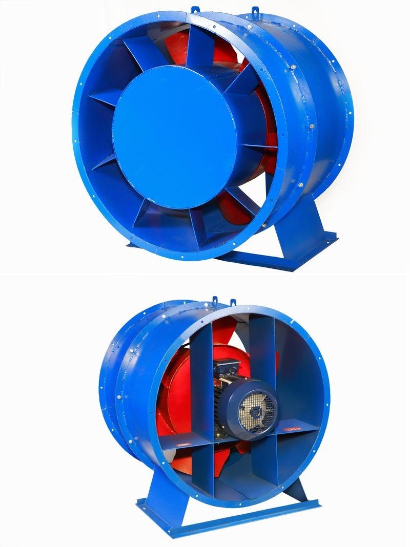 Вентиляторы для систем подпора